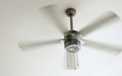 3 Reasons an Electrician Should Install Your Ceiling Fan